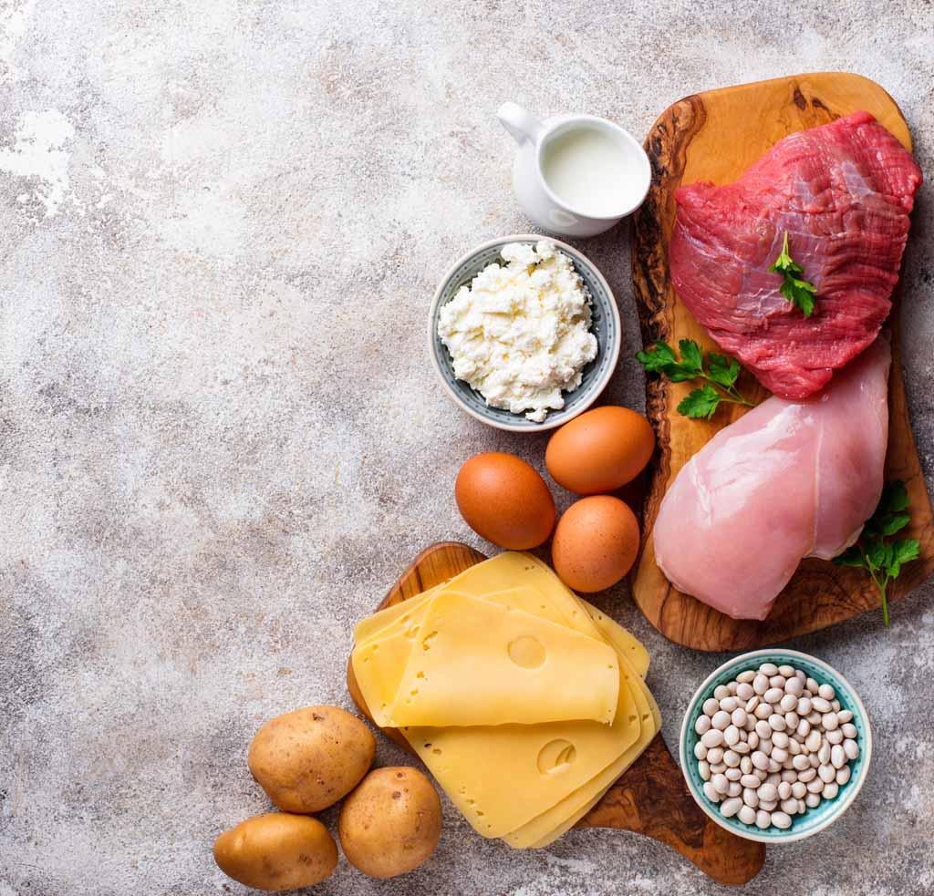 amino acids food